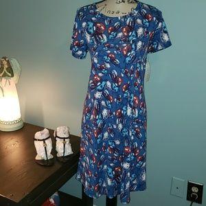 New LulaRoe Carly High Low Dress